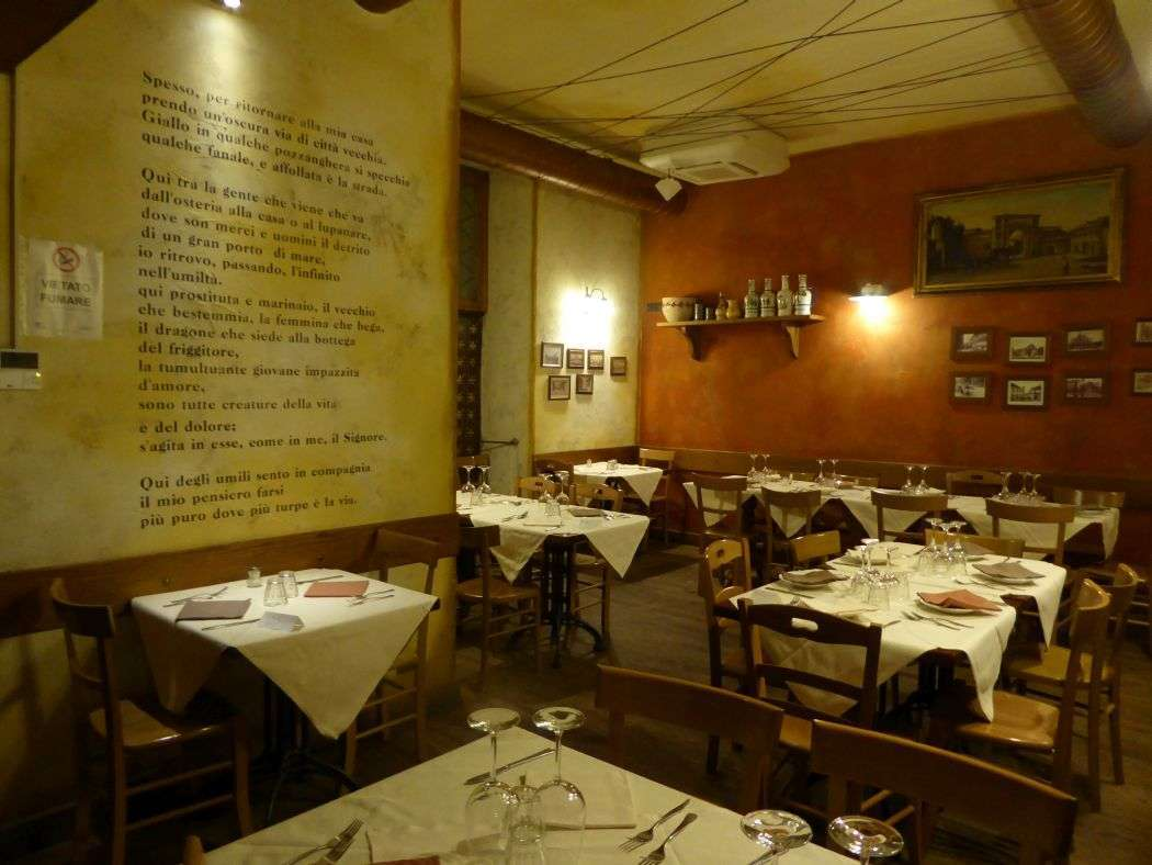 Osteria dell 39 acquabella milano - Osteria porta cicca milano ...